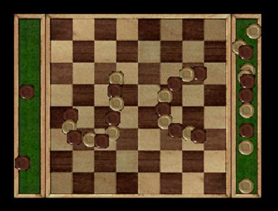 uo checkerboard